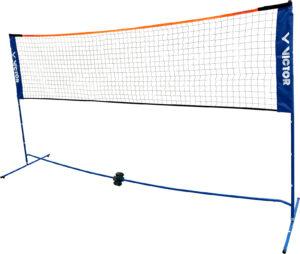 VICTOR kaasaskantav sulgpallivork mini-badminton