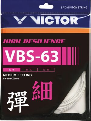 VICTOR reketikeeled VBS63